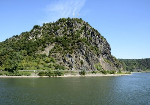 Loreley-Felsen bei St. Goarshausen